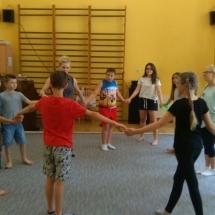 zajęcia taneczne w MDK