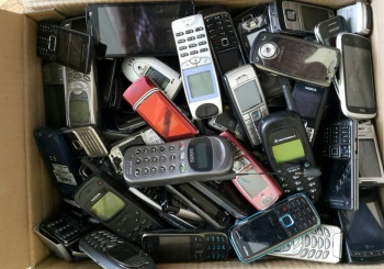 Zbiórka telefonów zakończona
