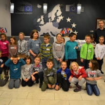 II turnus. Dom Europa
