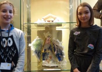 Sukcesy naszych uczniów  w XXVI Wojewódzkim Konkursie Rzeźbiarskim NAJPIĘKNIEJSZA SZOPKA BETLEJEMSKA