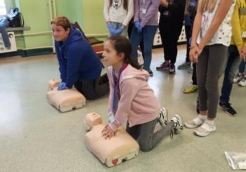 Warsztaty udzielania pierwszej pomocy